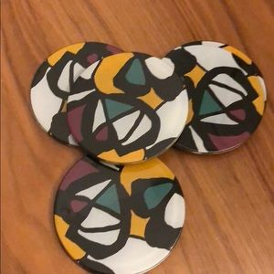 DVF coasters